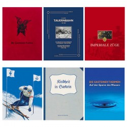 Gasteinertal Bundle - 6 Bücher