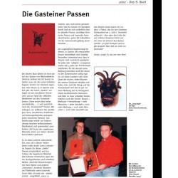 Die Gasteiner Passen - das Krampusbuch 2002