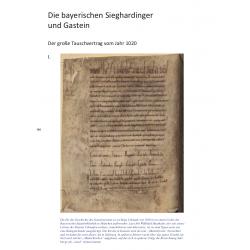 1000 Jahre Gastein - Buch von Historiker Fritz Gruber