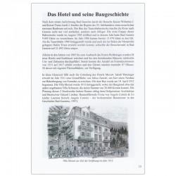 Hotel Mozart Badgastein - das Buch