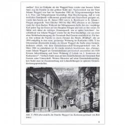 Broschüre über Karl Heinrich Waggerl