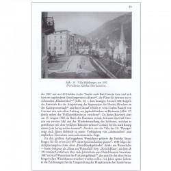 Broschüre Josef Wessicken und sein Wirken in Bad Gastein.