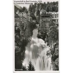Wasserfall in Bad Gastein, 1938 © Gasteiner Museum