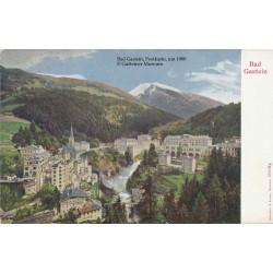 Bad Gastein, Postkarte, um 1900 © Gasteiner Museum