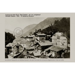 Wildbad Gastein, 1858 © Gasteiner Museum