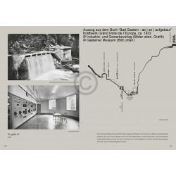 Kraftwerk Grand Hotel de l´Europe in Bad Gastein, ca. 1932 © Industrie- und Gewerbeverlag © Gasteiner Museum