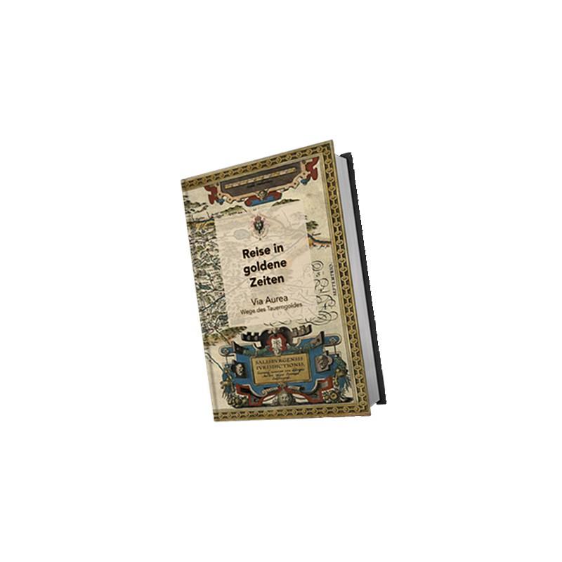 Reise in goldene Zeiten - das neue Buch der Via Aurea