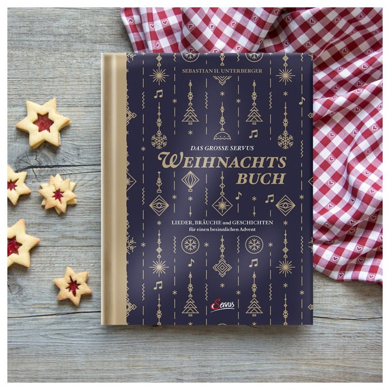 Das große Servus Weihnachtsbuch